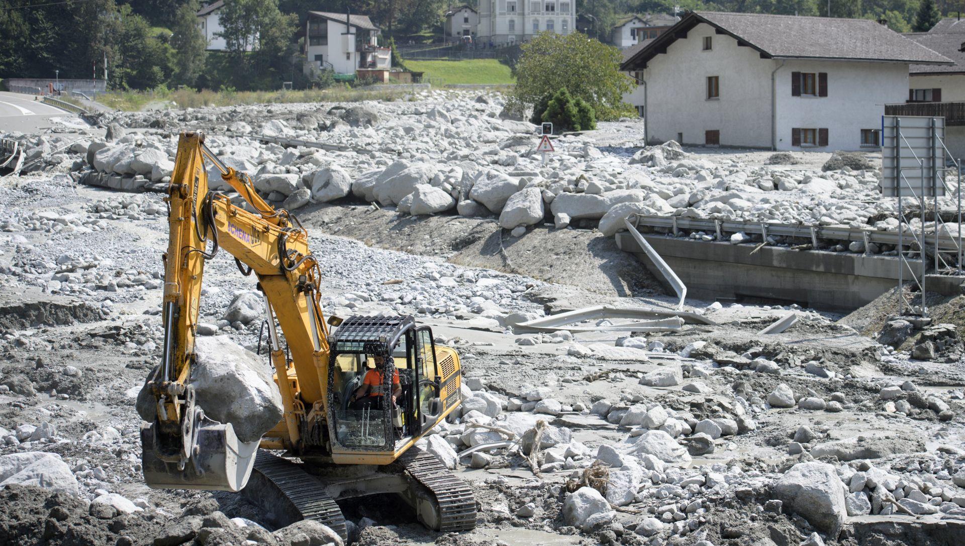 NEMA NADE Prekida se potraga za izletnicima nestalim u Švicarskoj
