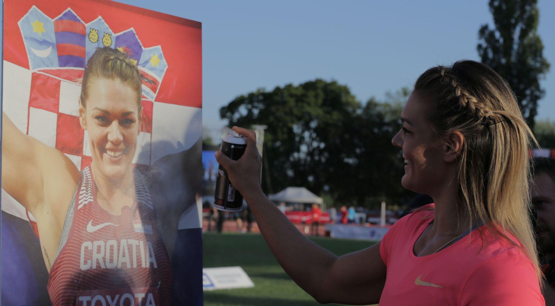 HANŽEK: LJUBIMICA NACIJE Sandra Perković ispunila obećanje, novi rekord je 70,83 metra