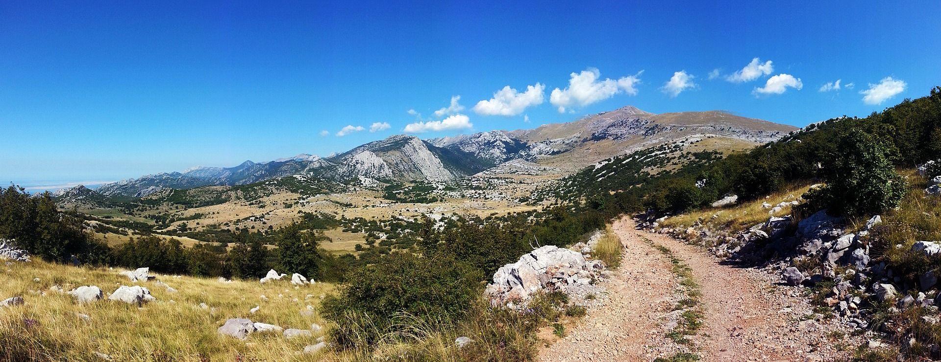 HGSS Spašen planinar na Velebitu
