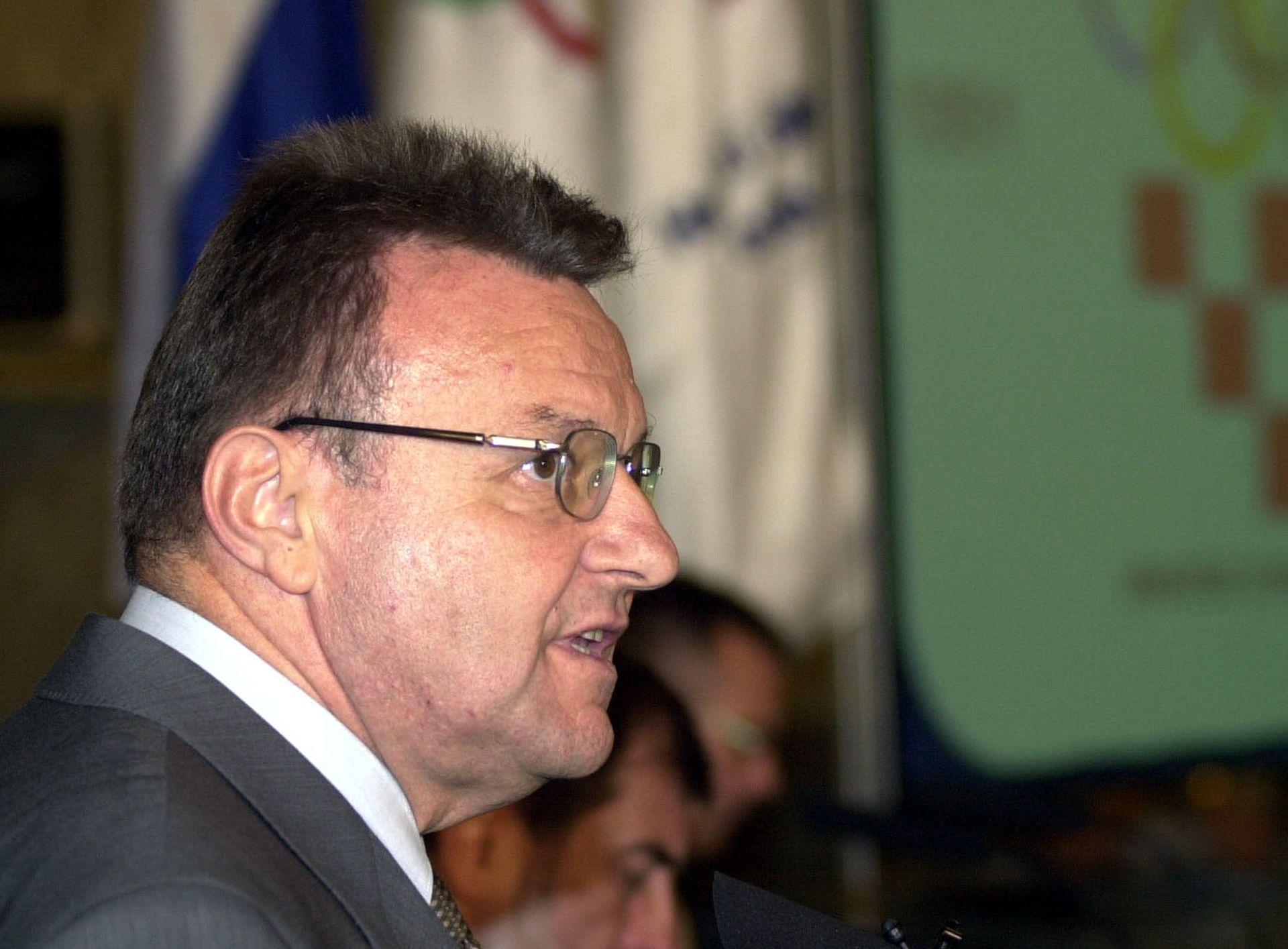 ZLATNI IZ MEKSIKA 68′ Umro bivši predsjednik HOO-a Zdravko Hebel
