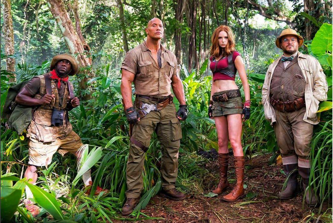 VIDEO: Produkcija filma 'Jumanji 3' bi mogla krenuti početkom sljedeće godine