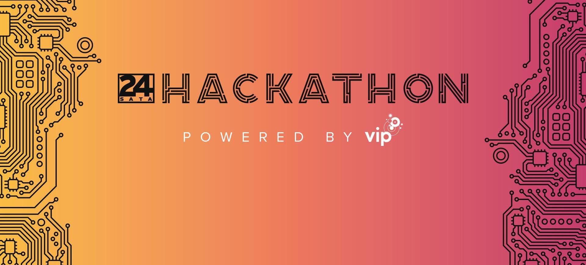 Prijavi svoj tim na 24sata Hackathon by Vipnet
