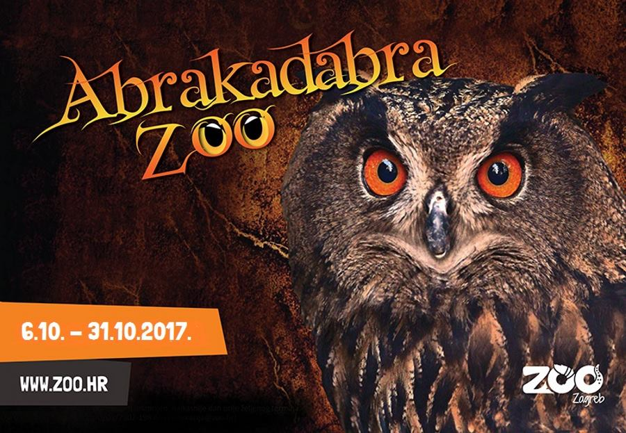 ABRAKADABRA ZOO Noćna šetnja Zoološkim vrtom i čudesna priča o mitovima