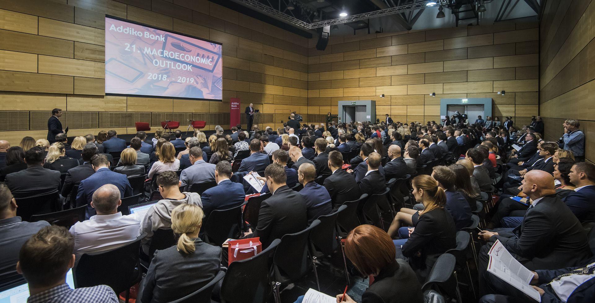 Addiko Macroeconomic Outlook sažetak –'Hrvatska: Produljeni, snažniji oporavak?'