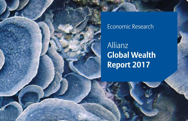 Allianzovo izvješće o svjetskom bogatstvu: oporavak u turbulentnim vremenima