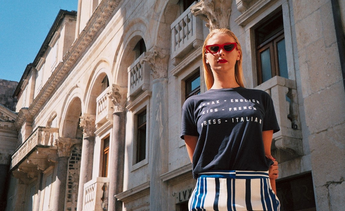 BON TON STORE Sexy editorijal 'Endless summer' u duhu osamdesetih