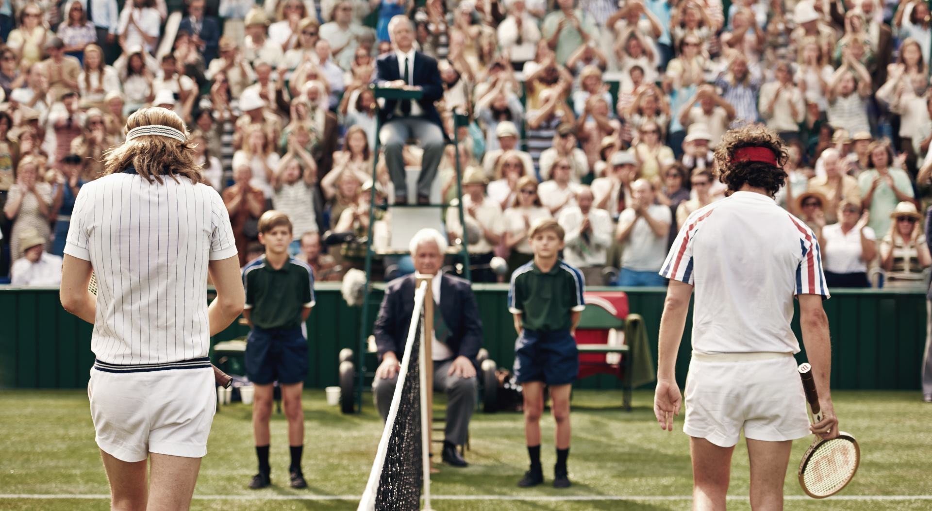 FOTO: VIDEO: Sportski film 'Borg/McEnroe' prikazuje se u kinima
