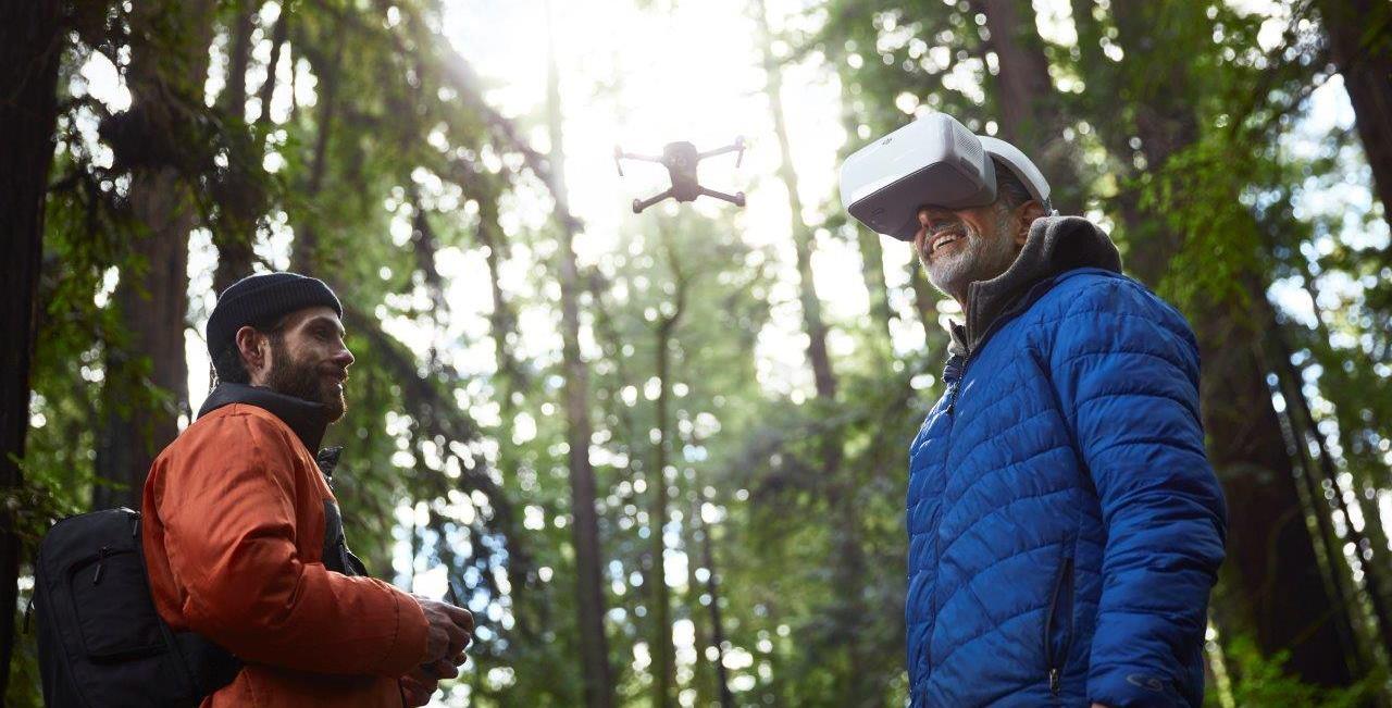 M SAN Grupa širi distribuciju prosfesionalnih DJI dronova