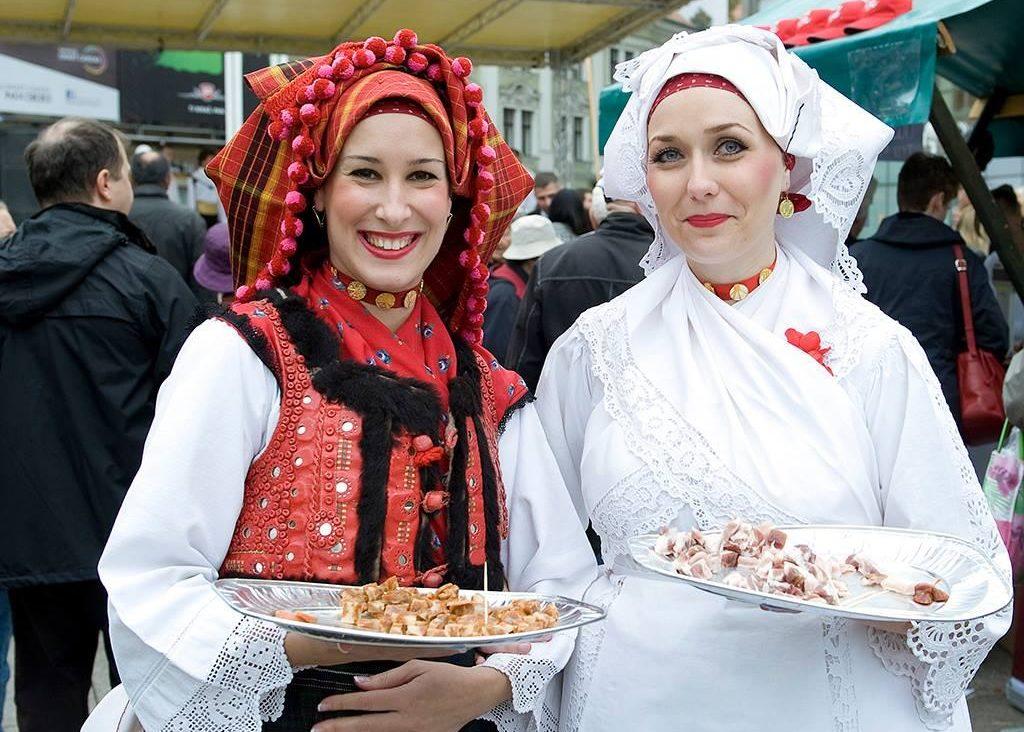 Dani hrvatskih tržnica na Trgu bana Josipa Jelačića