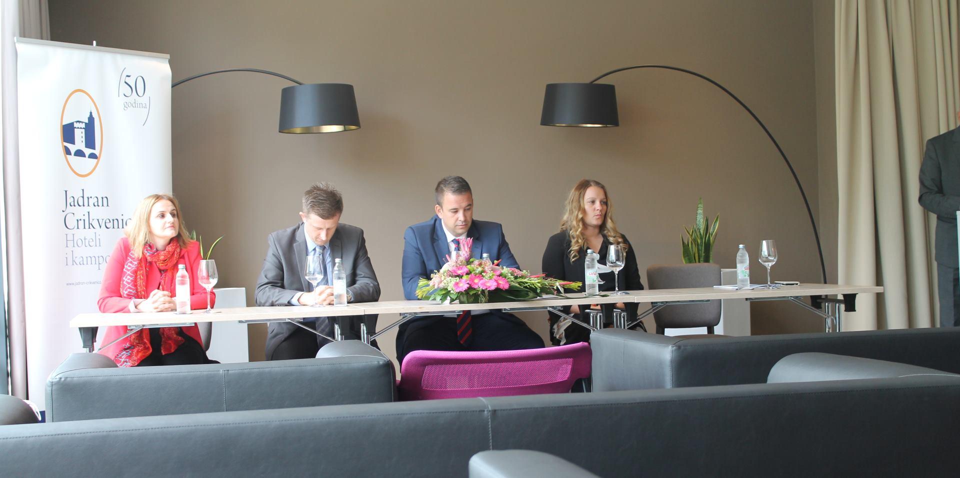 Prestižni halal certifikat krasi crikveničke hotele Katarina, Omorika i Esplanade