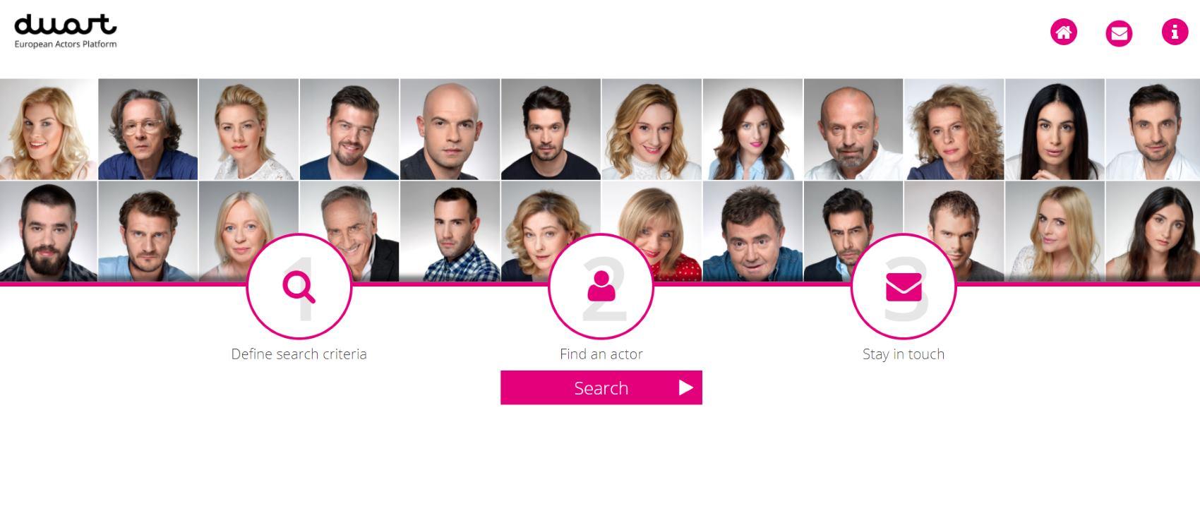 FOTO: Proslavljen prvi rođendan Duarta, online platforme za pronalazak glumaca u Europi
