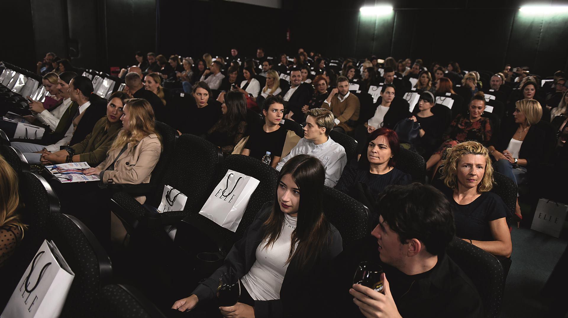 FOTO: Brojni poznati na otvorenju Elle Fashion Film Festivala