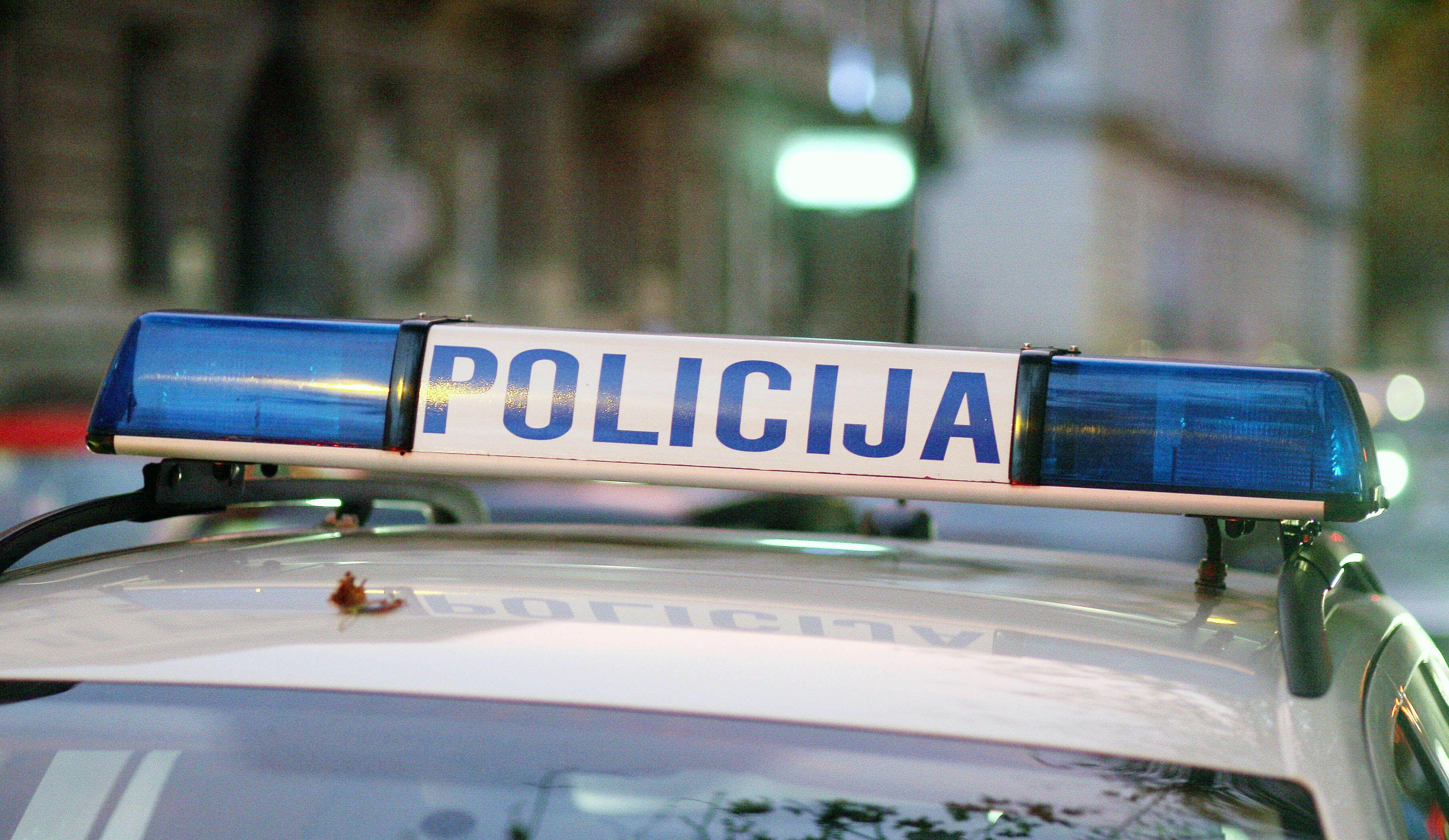 Autotransportov autobus zapalio se kod Drniša, nema ozlijeđenih
