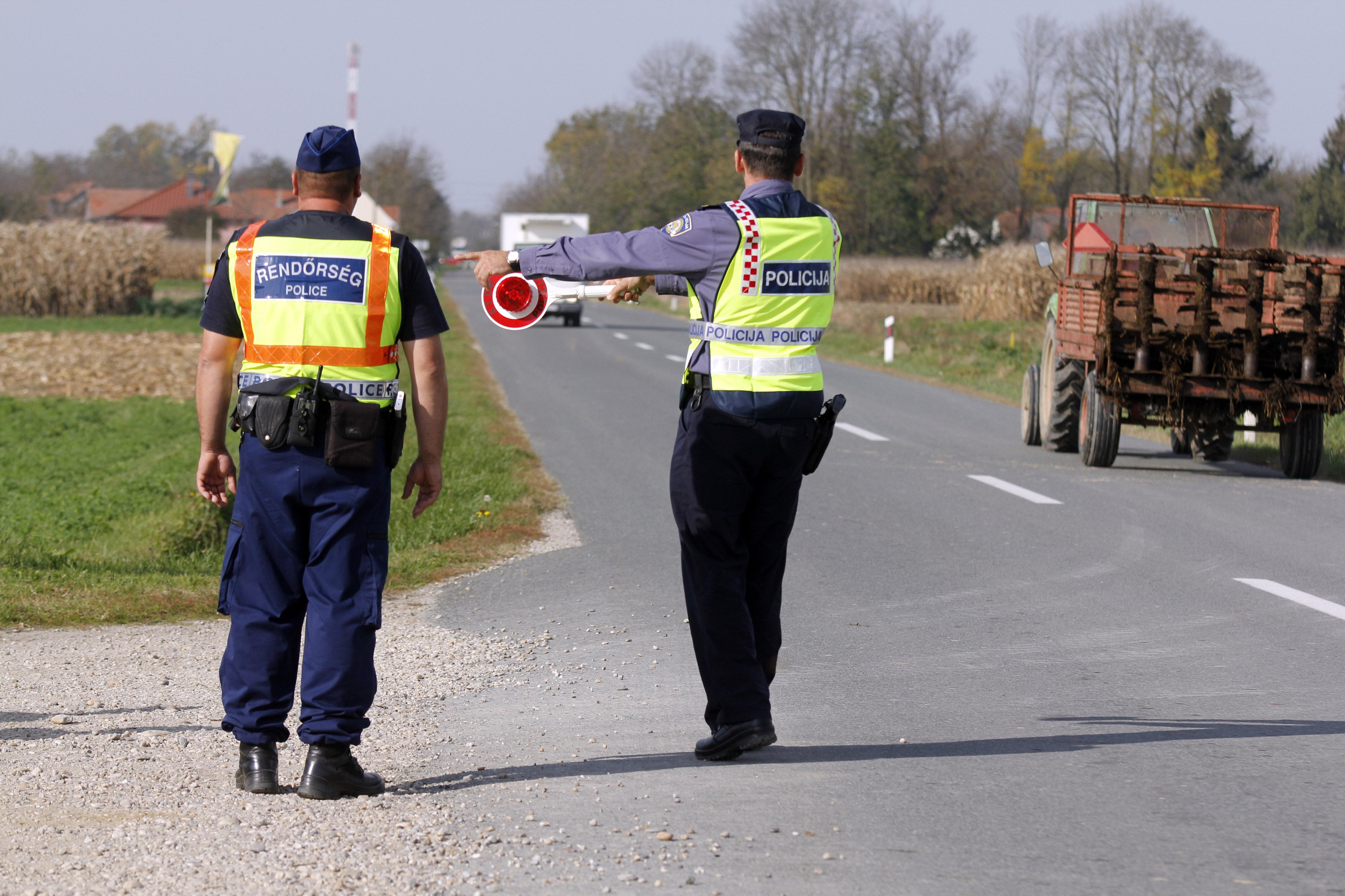 Završena obuka graničnih policajaca iz osam članica EU