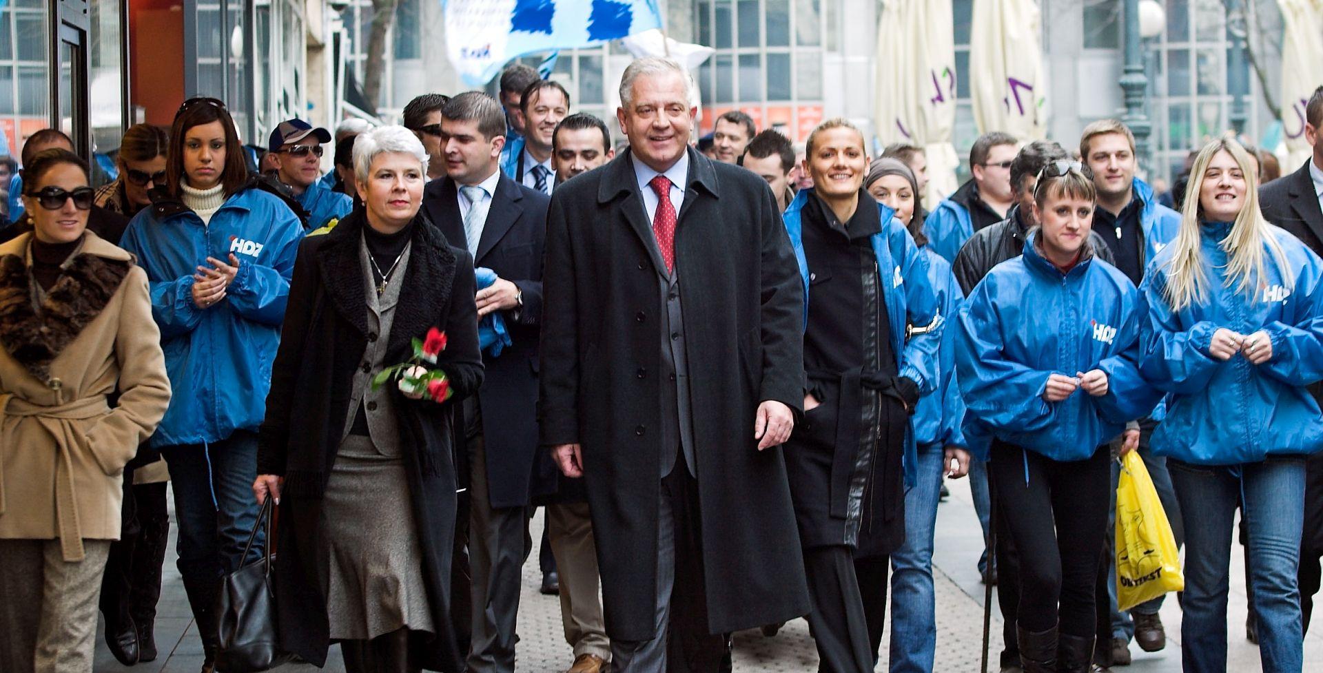 Unutarstranačka demokracija u Hrvatskoj porazno niska