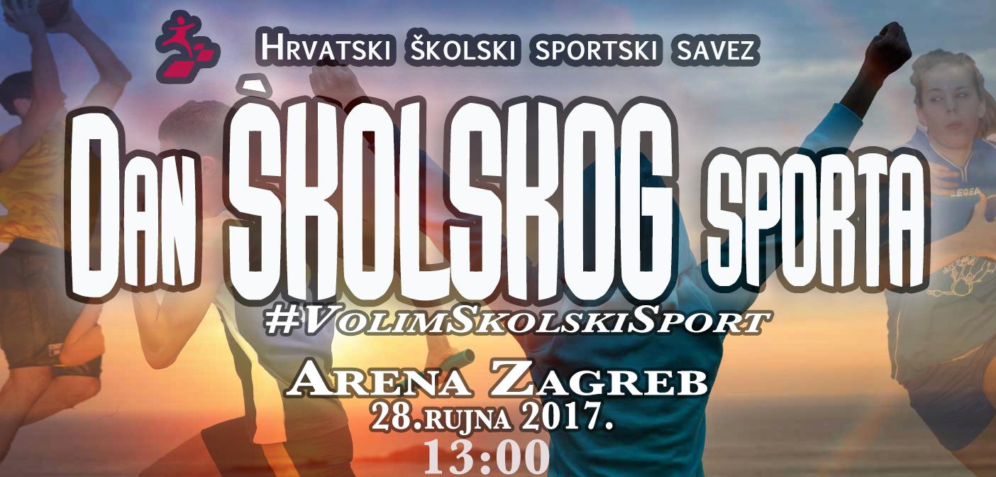 Grad Zagreb se sprema za Hrvatski školski sportski dan