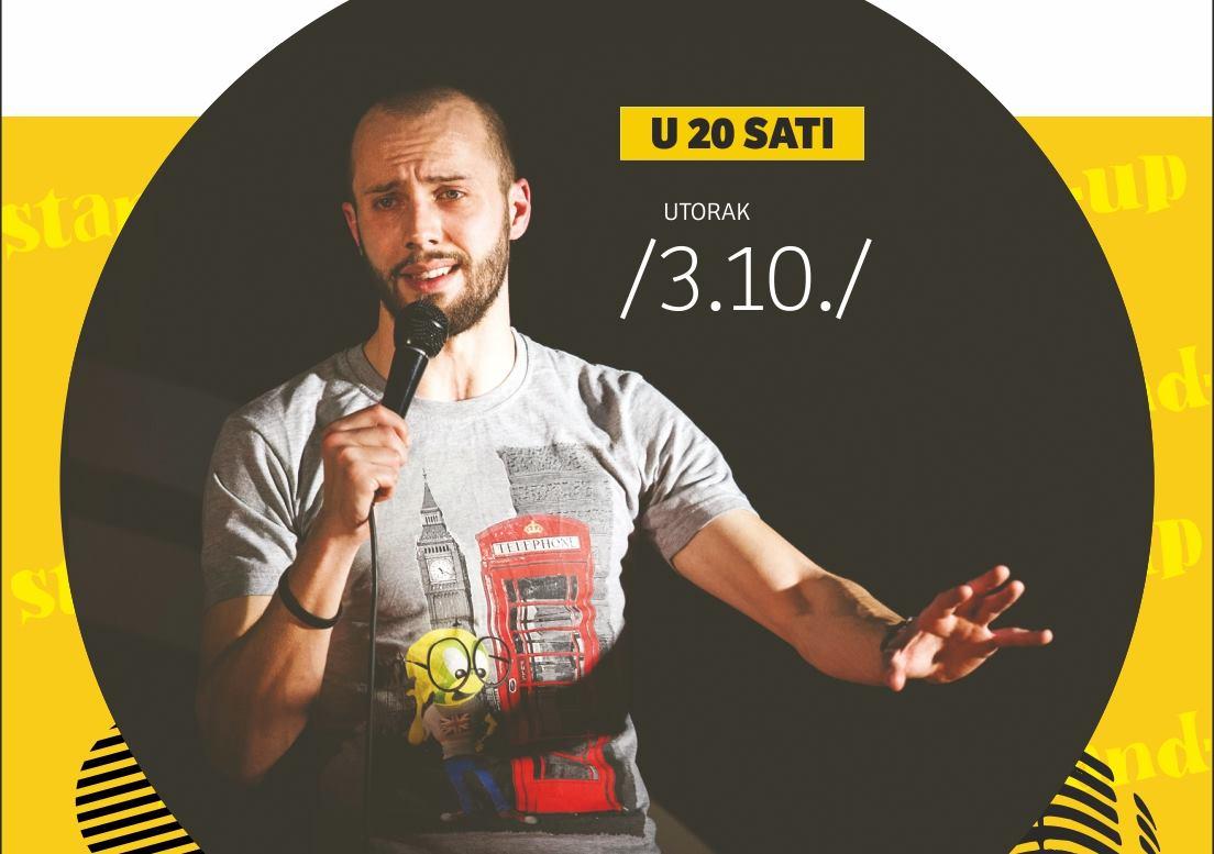 STAND UP UTORAK Nova dumina u HNK Osijek svaki drugi mjesec