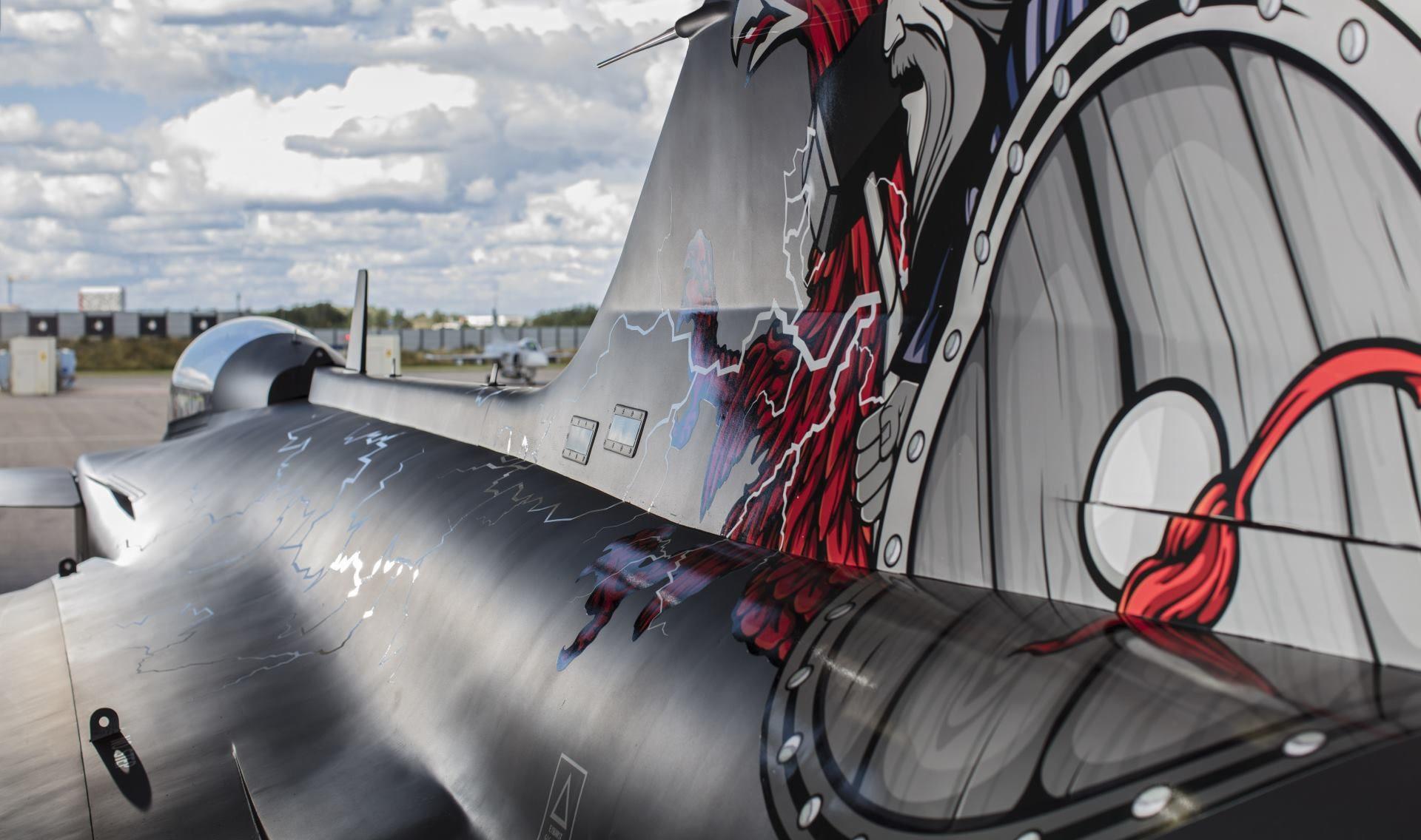 Tvrtka Saab predstavila novu varijantu Gripena