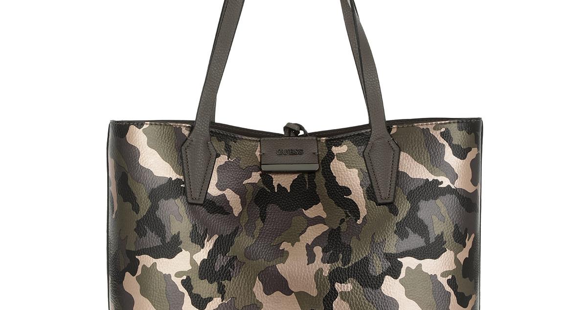 Guess torbe s military uzorkom za modnu igru