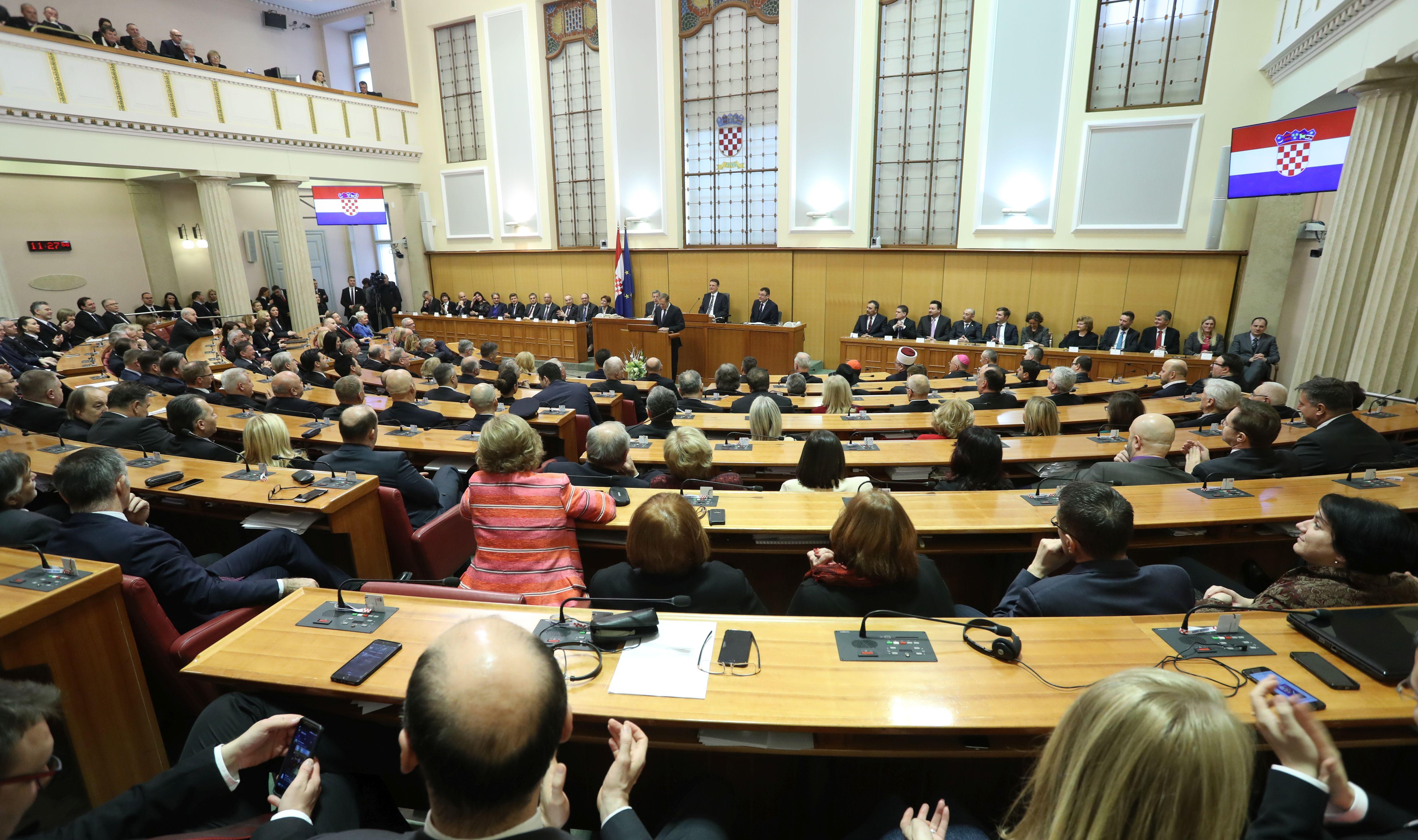 SABOR Zastupnici o Istanbulskoj konvenciji, Glasnović o 'drugovima'