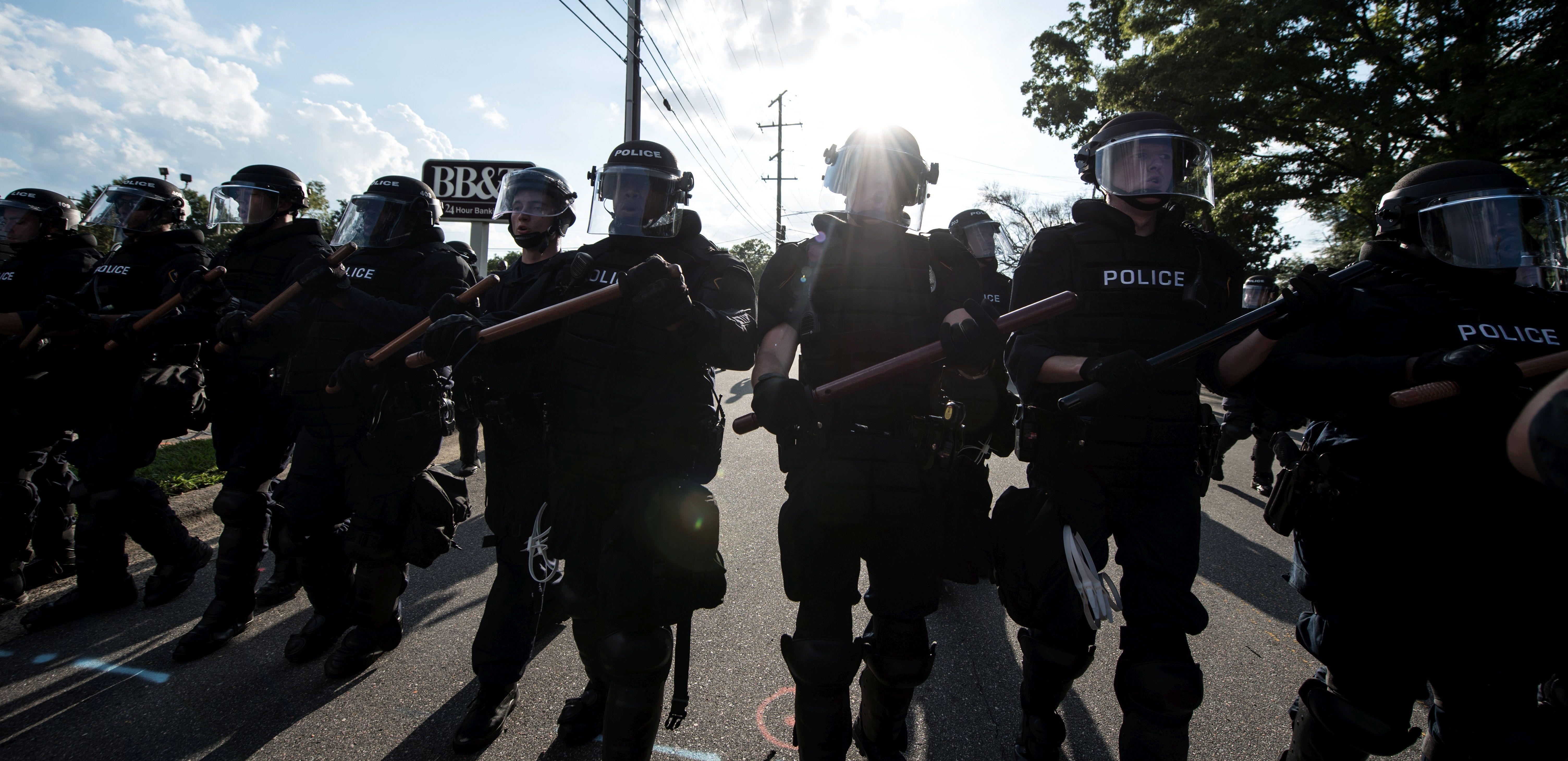 Nastavak nasilja u St. Louisu nakon oslobađanja policajca