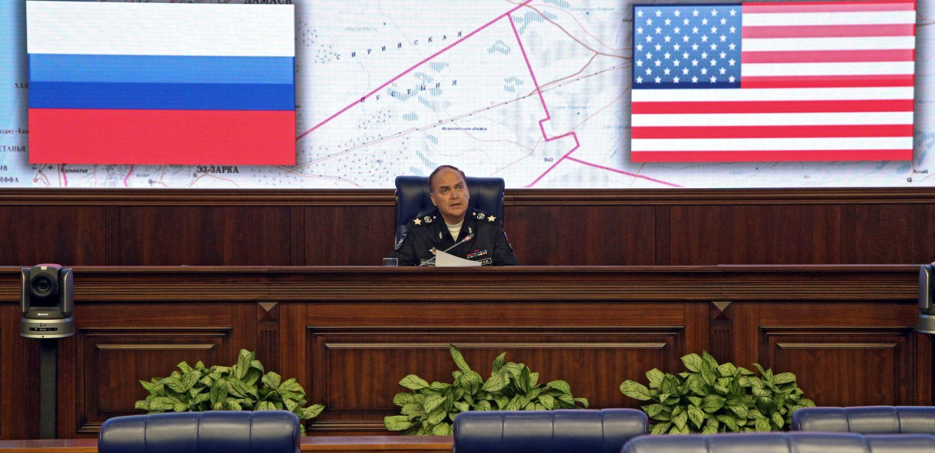 """Ruski veleposlanik u SAD-u """"Bit će posljedica zbog udara na Siriju"""""""