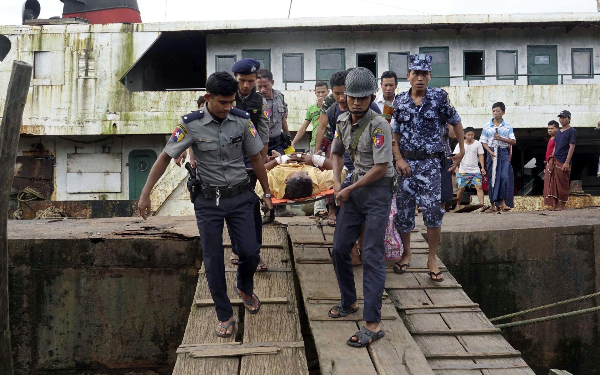 Mianmar poziva Rohingye na suradnju u potrazi za pobunjenicima