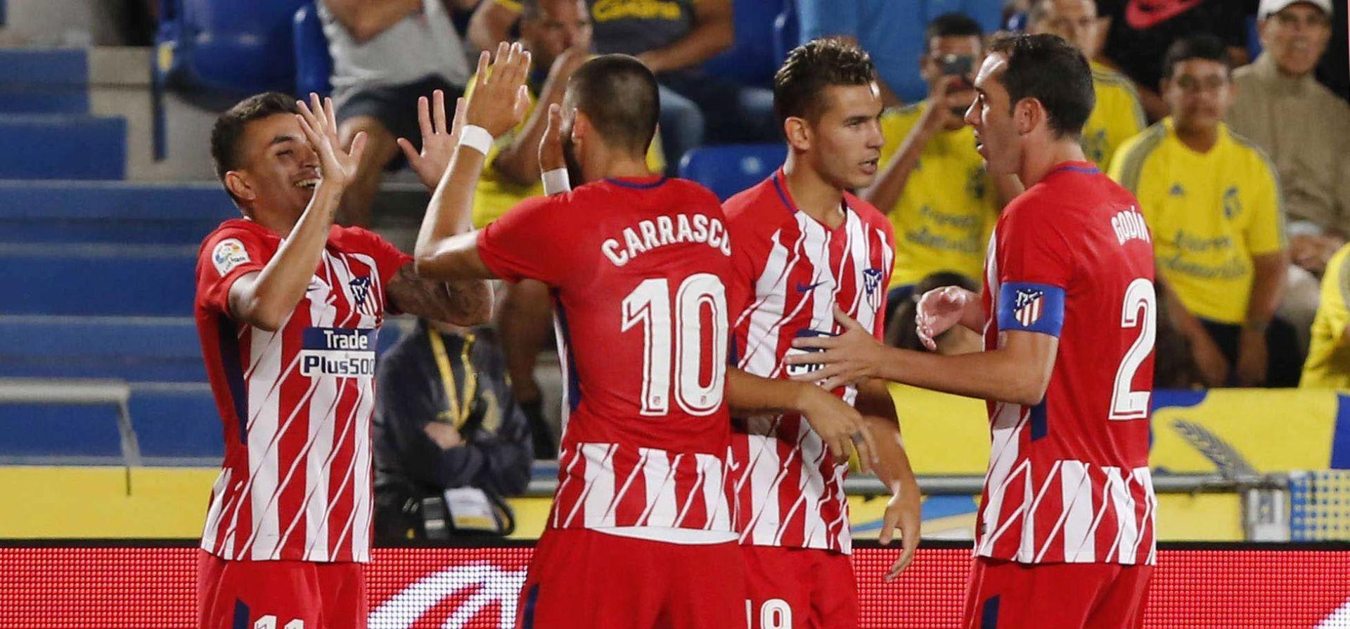 PRIMERA Carrasco i Griezmann odveli Atletico do pobjede nad Sevillom