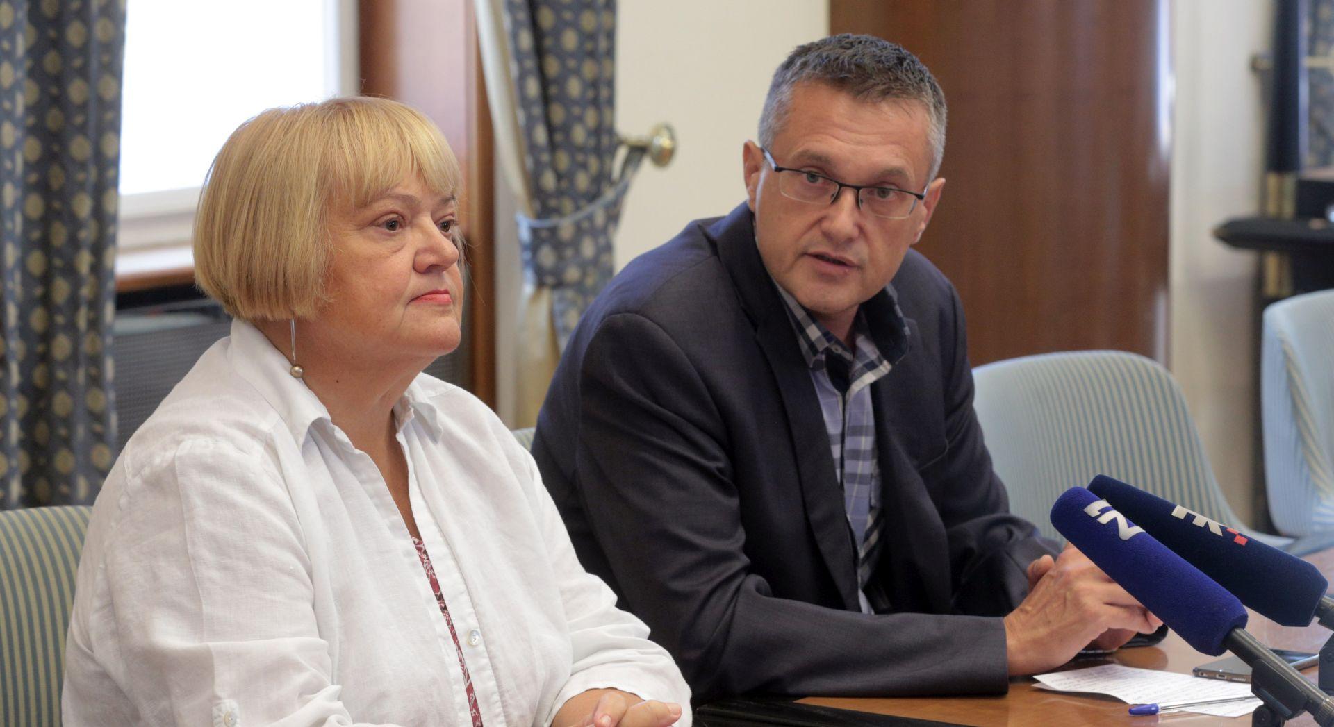 MRAK TARITAŠ 'Ništa nije slučajno, HDZ ne želi povjerenstvo o Agrokoru'