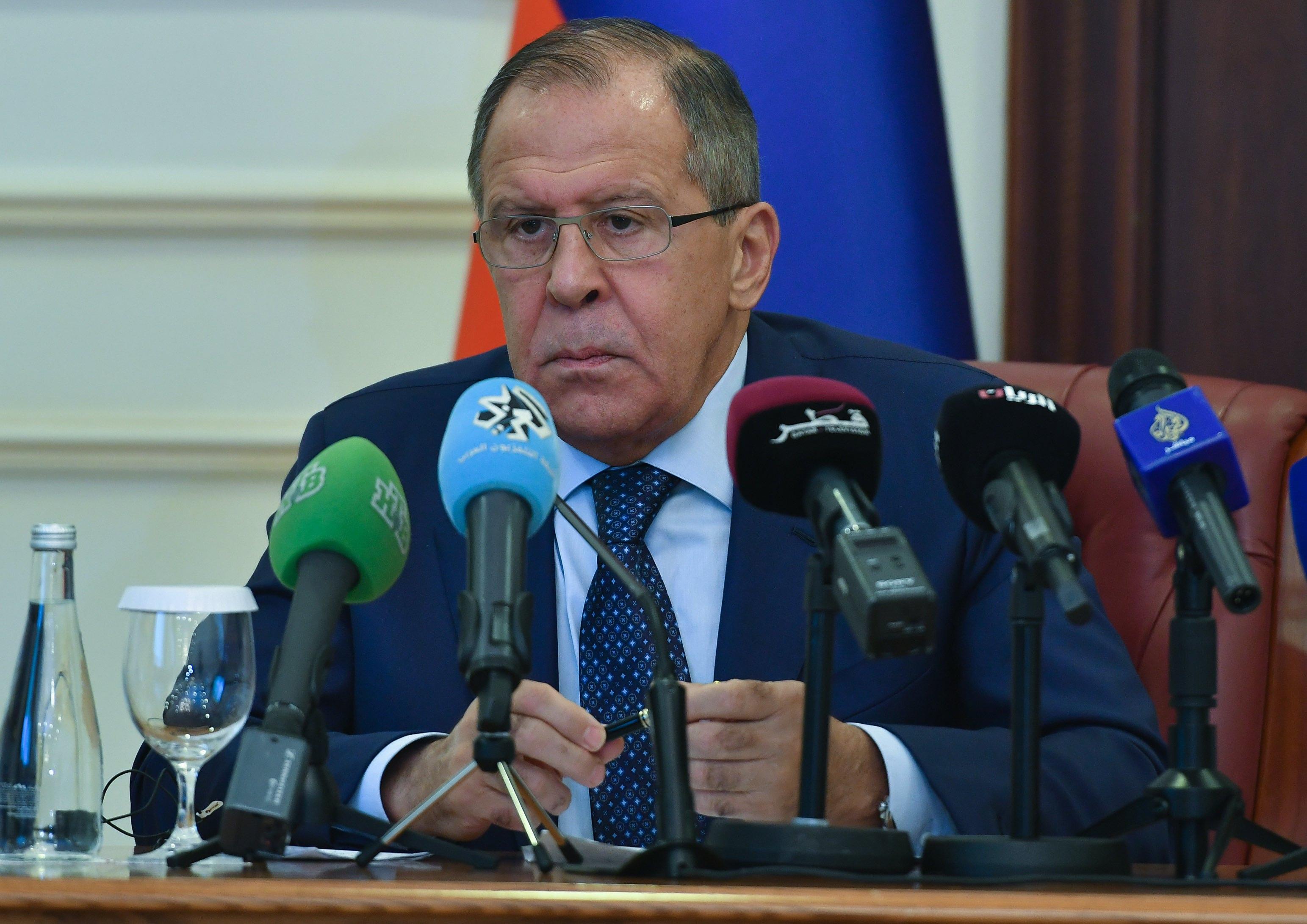 Lavrov kritizirao širenje NATO-a ka Rusiji