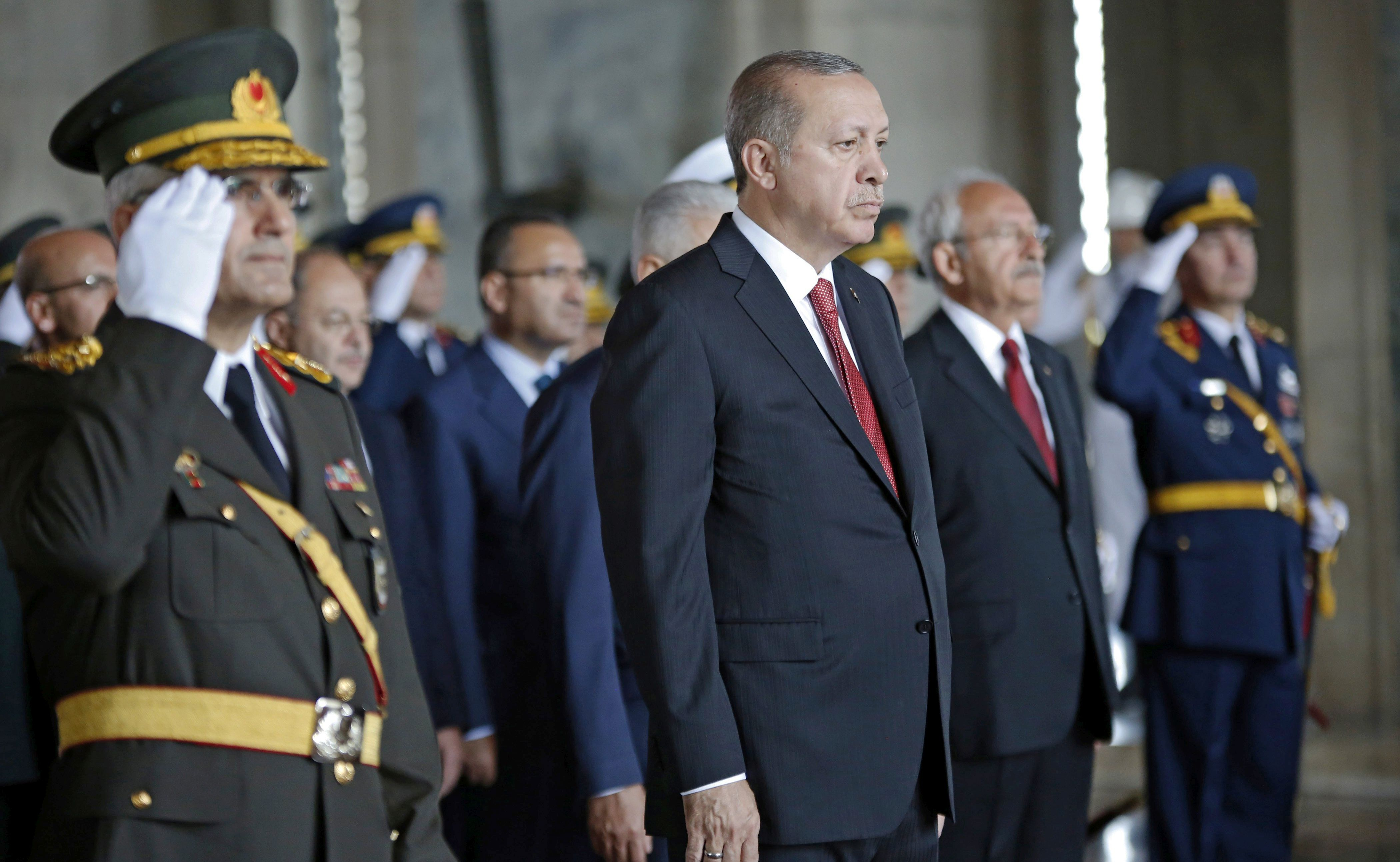 Erdogan nazvao 'sramotnim' američke optužnice protiv njegovih osobnih čuvara