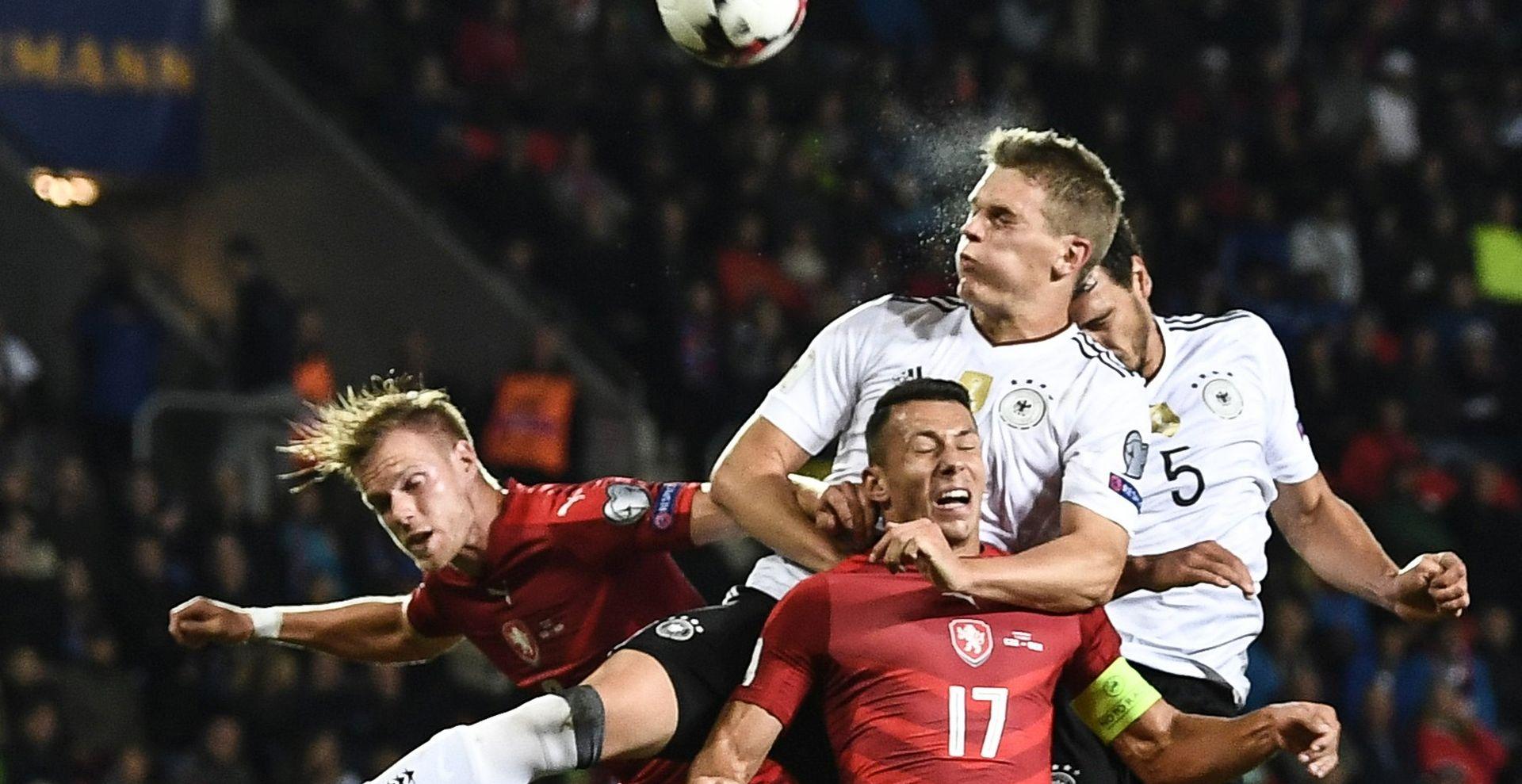 KVALIFIKACIJE Pobjede Engleske, Njemačke, Danske