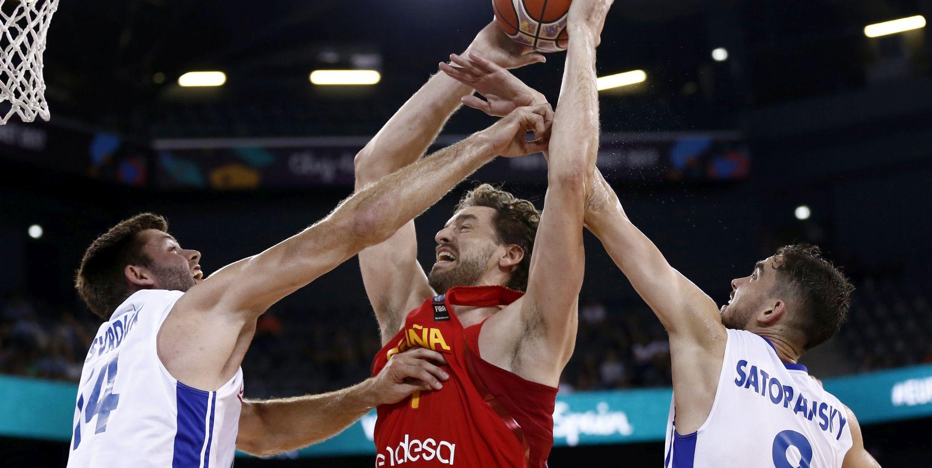 VIDEO: EL GRANDE PAU Gasol postao najbolji strijelac u povijesti Eurobasketa