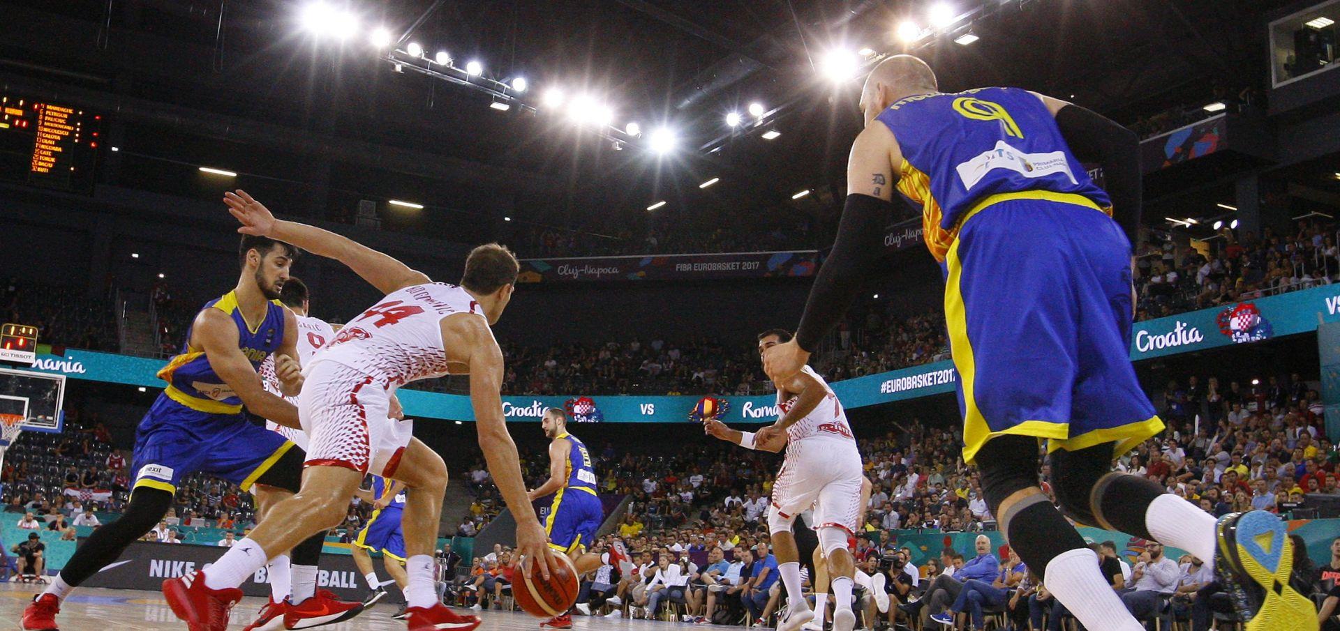BUĐENJE NAKON SPOROG STARTA Hrvatska upisala drugu pobjedu na Eurobasketu