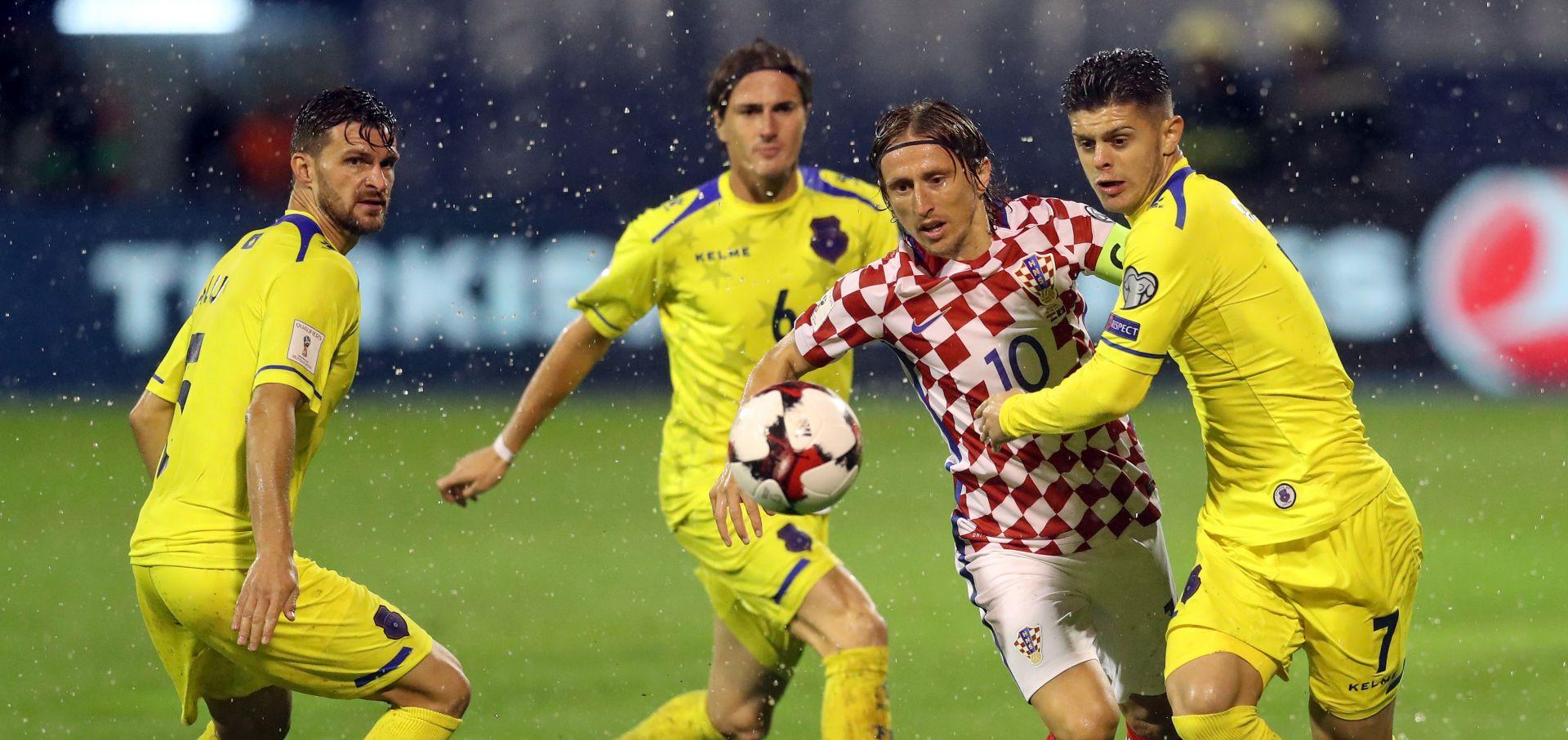 """ČAČIĆ I MODRIĆ """"Nama je ovo bila prevažna utakmica i zato nismo željeli ništa riskirati"""""""