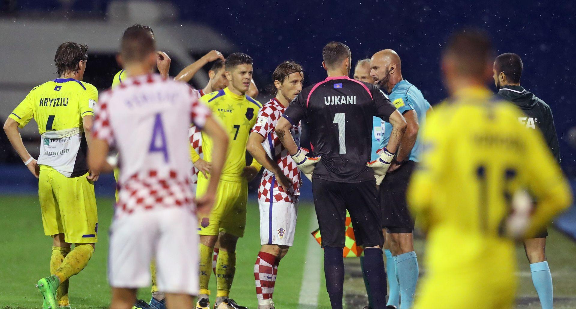 TRAVNJAK U BOLJEM STANJU Utakmica Hrvatske i Kosova danas od 14:30 sati