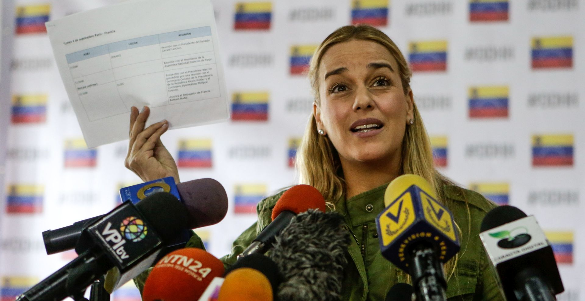 Aktivistici Tintori zabranjeno napuštanje Venezuele