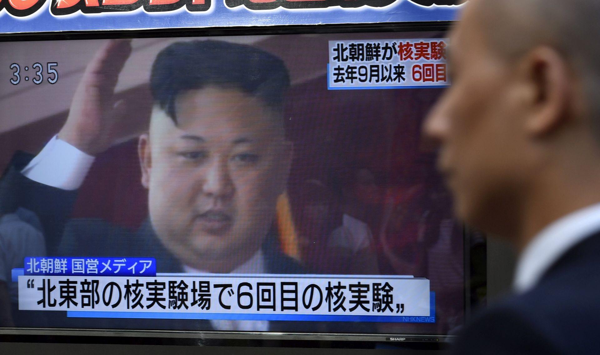 Sjeverna Koreja kršila sankcije i slala oružje u Siriju i Mjanmar