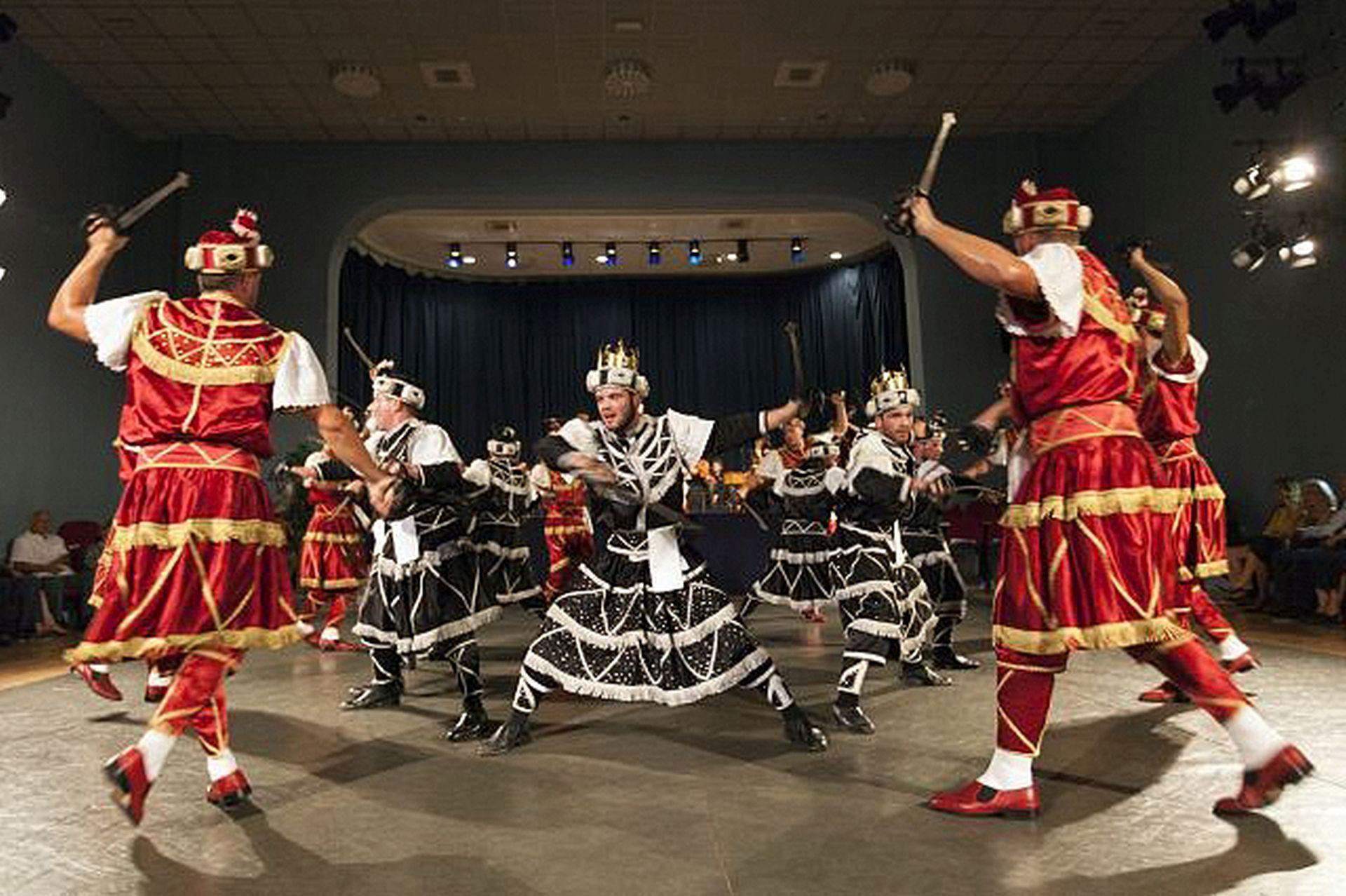 Izvedbom barokne moreške otvoren Korčulanski barokni festival