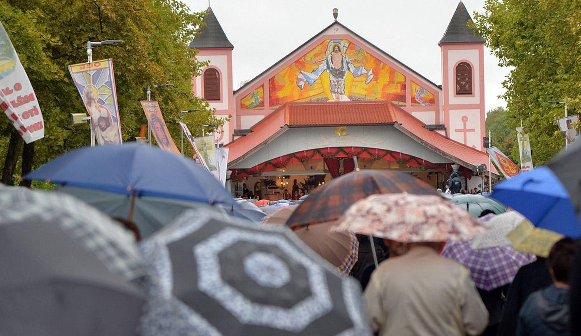 Mons. Živković u Ludbregu: 'Hrvatska najviše treba zajedništvo i dijalog'