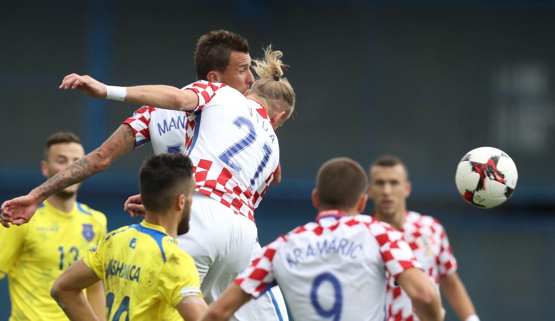 VIDEO: PUNO MUKE Vida pogodio za povratak Hrvatske na čelo ljestvice