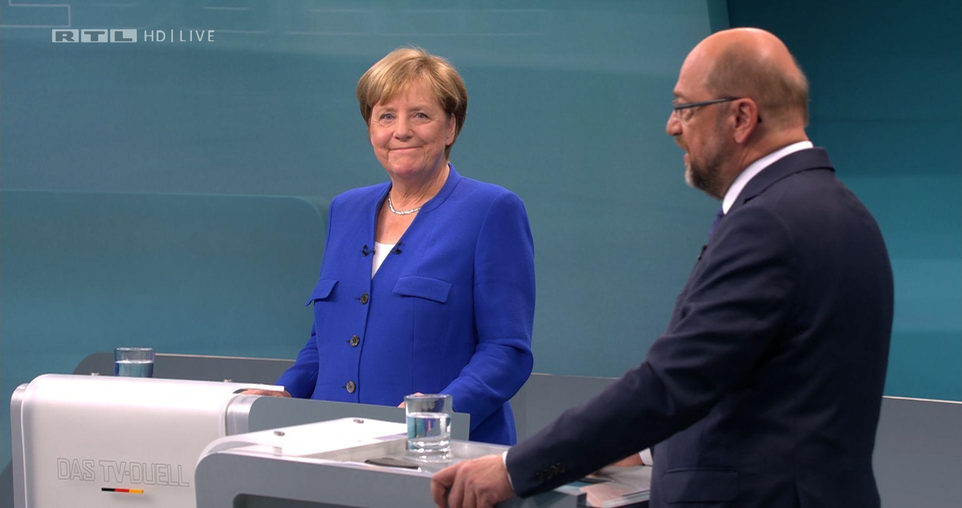 SCHULZ POPUSTIO Merkel sastavlja veliku koaliciju