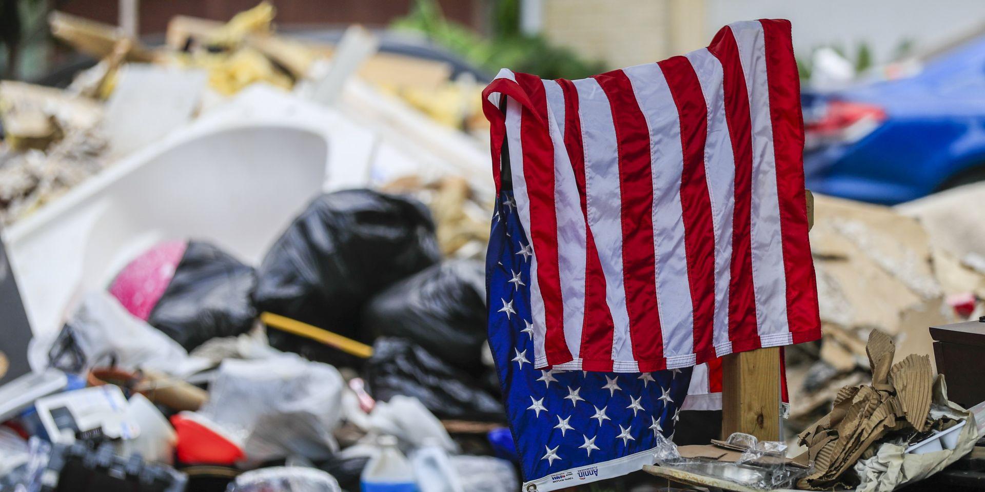 Teksas se oporavlja od uragana Harveya, a Meksički zaljev se priprema za Irmu