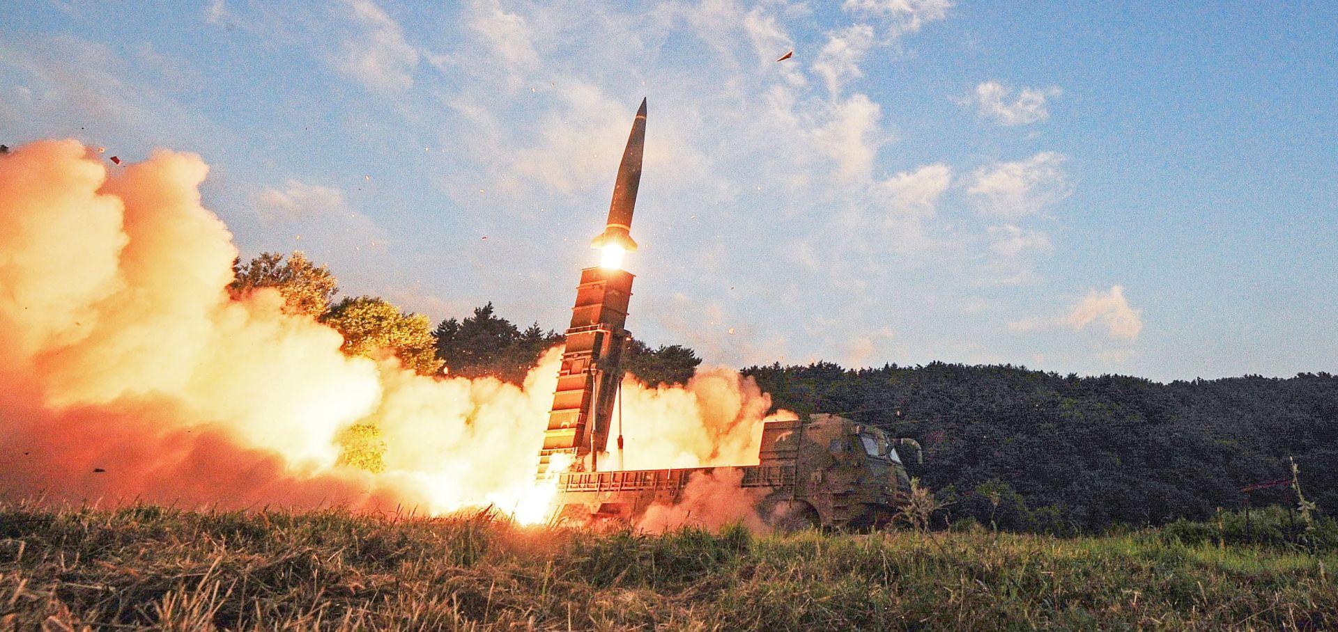 """SJEVERNA KOREJA """"Sankcije će samo ubrzati naš nuklearni program"""""""