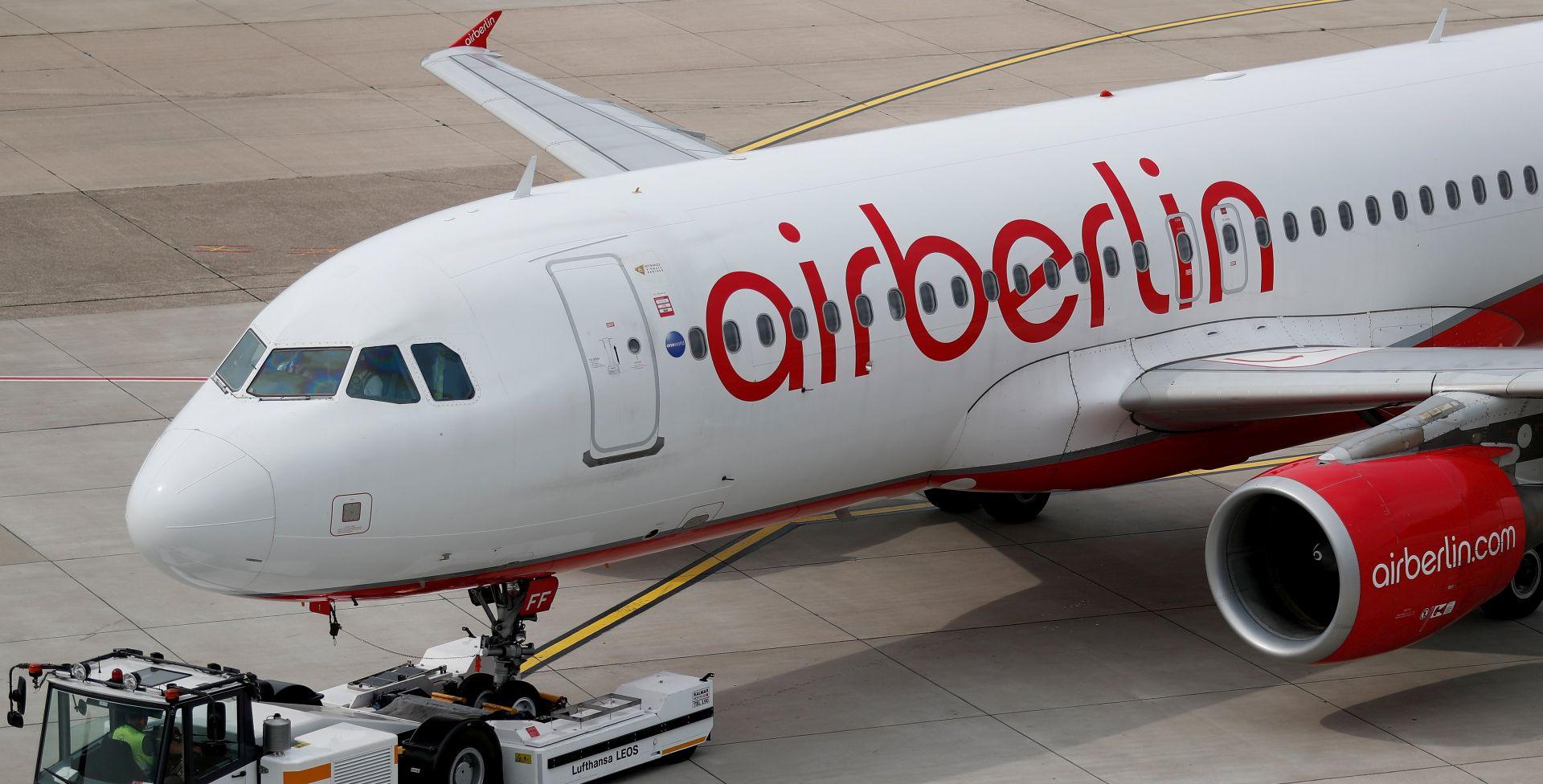 Nakon 40 godina Air Berlin prestaje s radom