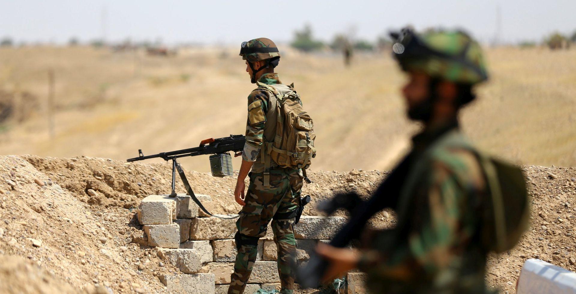 IRAK Najmanje 50 mrtvih u dva samoubilačka napada Islamske države