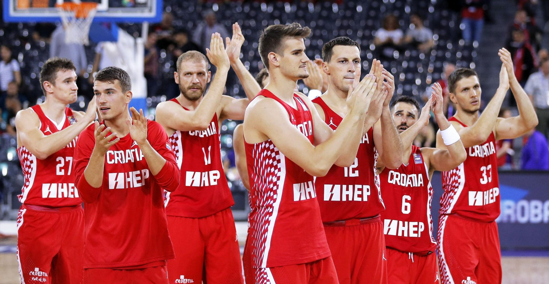 EUROBASKET Hrvatski košarkaši spremni za Ruse i vjeruju u prolaz