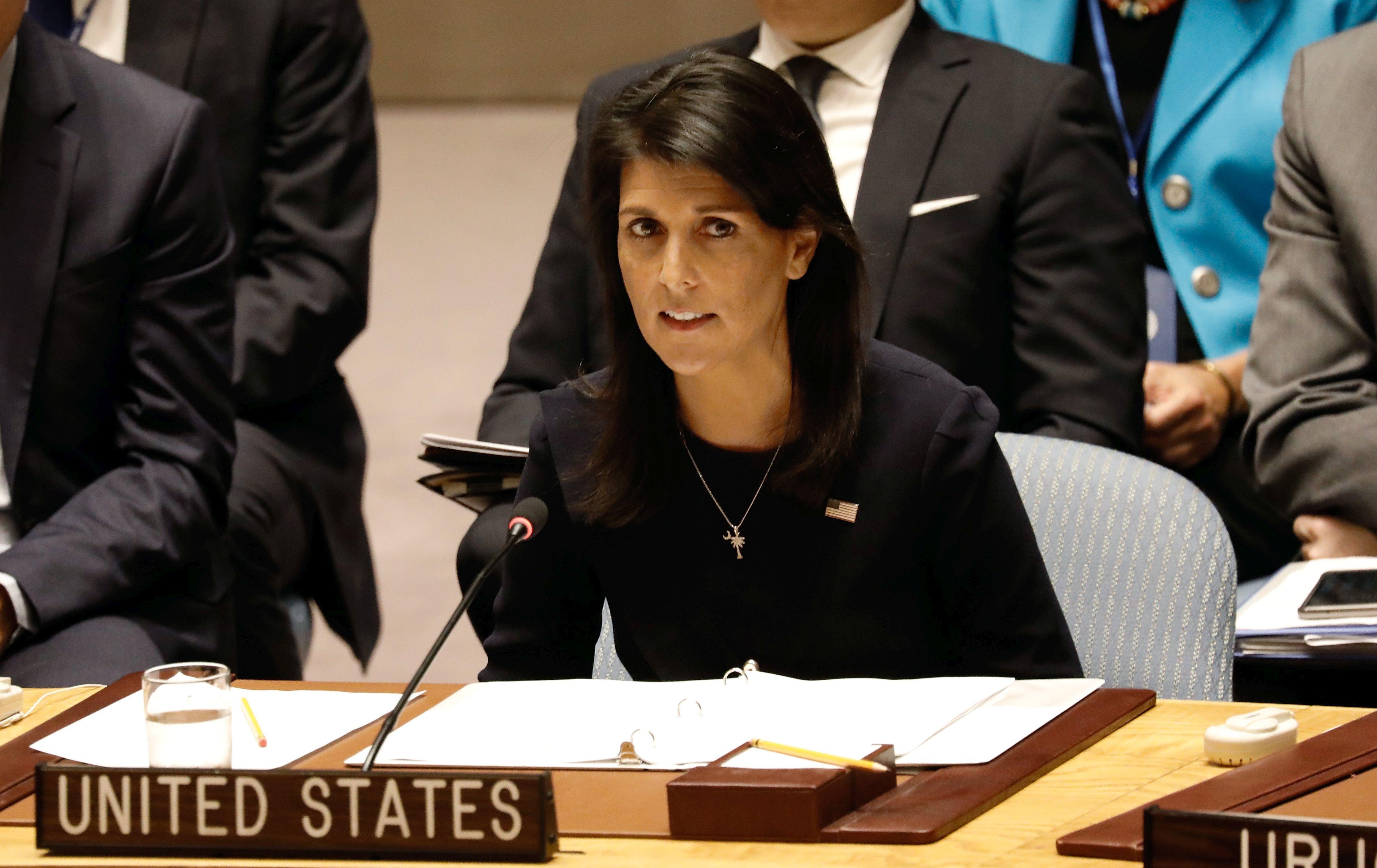 Američka veleposlanica pri UN-u kaže da nove sankcije teško da će djelovati na Sjevernu Koreju