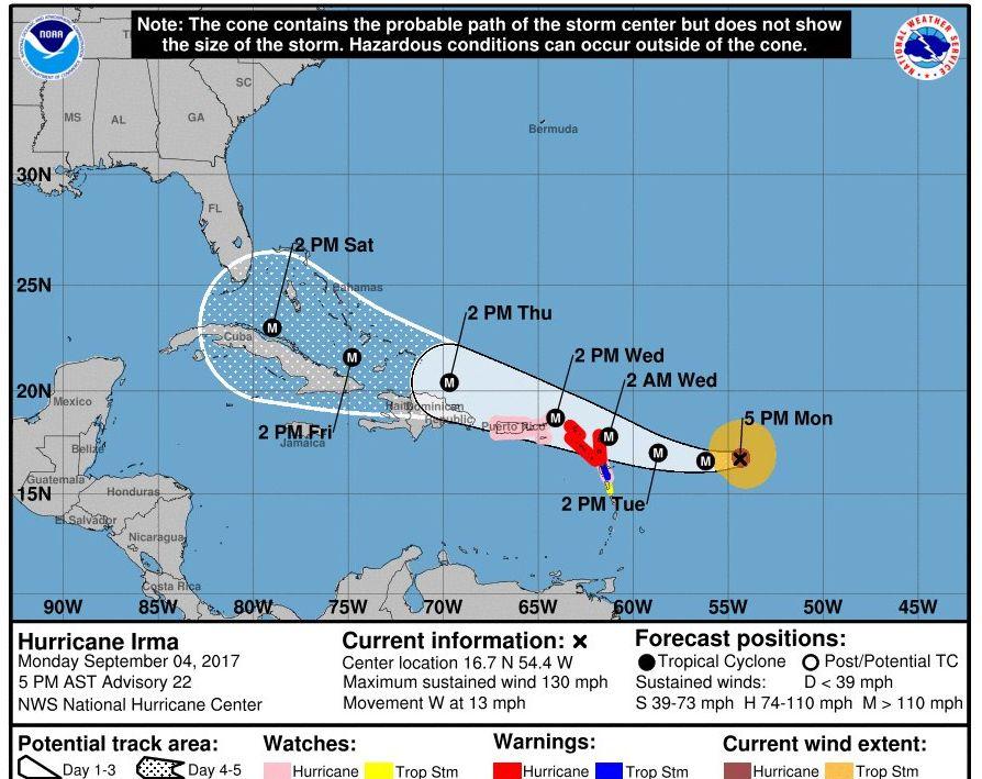 Iznimno opasan uragan pogodit će kopno za 12 sati