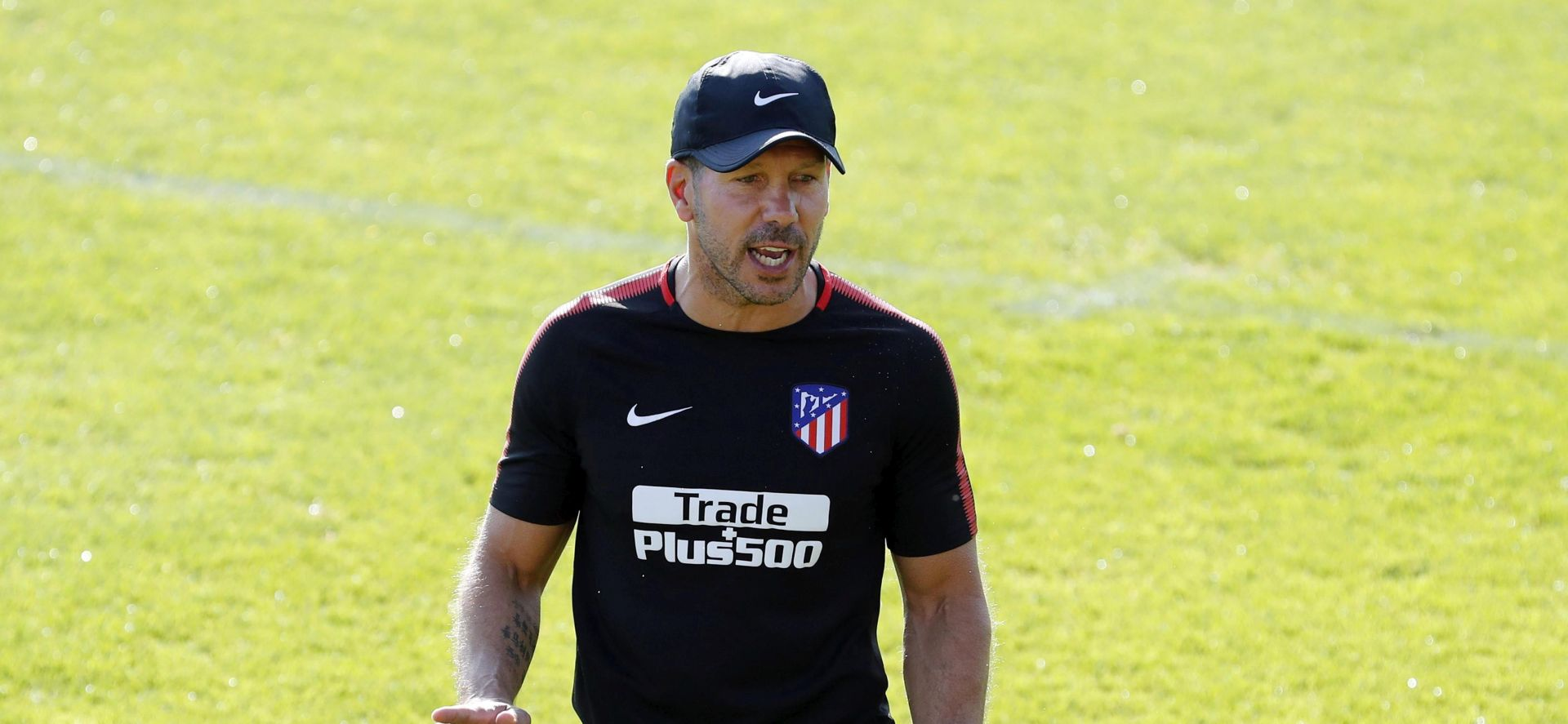 ATLETICO MADRID Diego Simeone produžio do 2020.